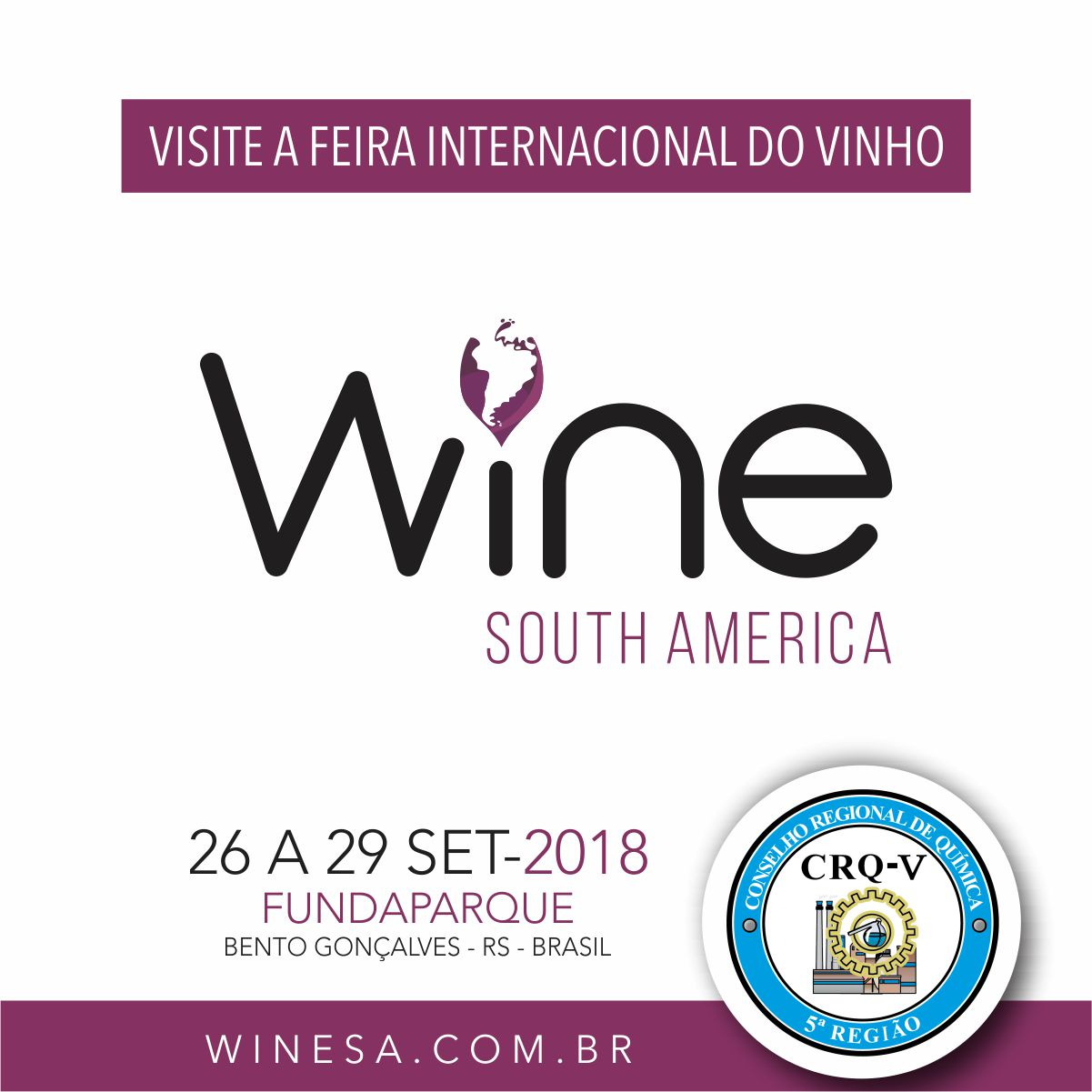 WINE SOUTH AMERICA: Projeto Comprador reforça oportunidades de negócios para o vinho brasileiro